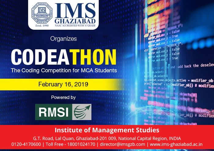 Events of IMS Ghaziabad