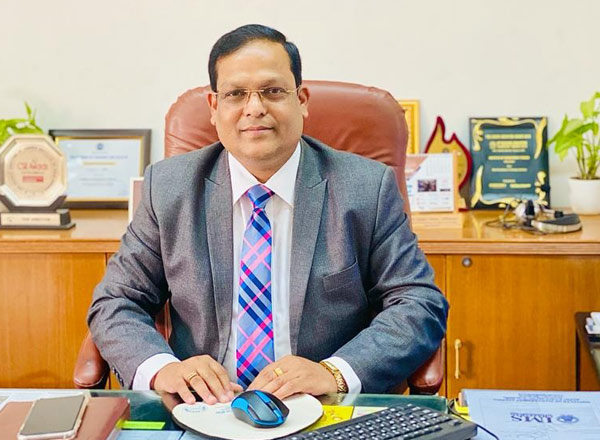 Dr. Alok Pandey Director