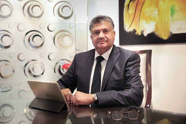 Dr. Pramod Agarwal Managing Trustee